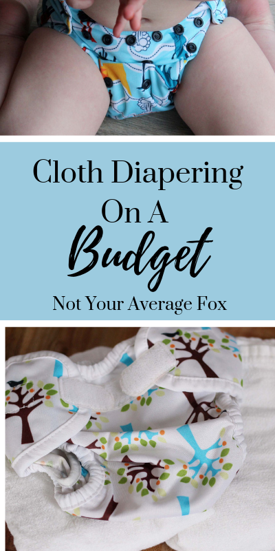 Cloth Diapering On A Budget Pinterest