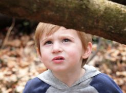 Get Kids Outside, Play with Nature