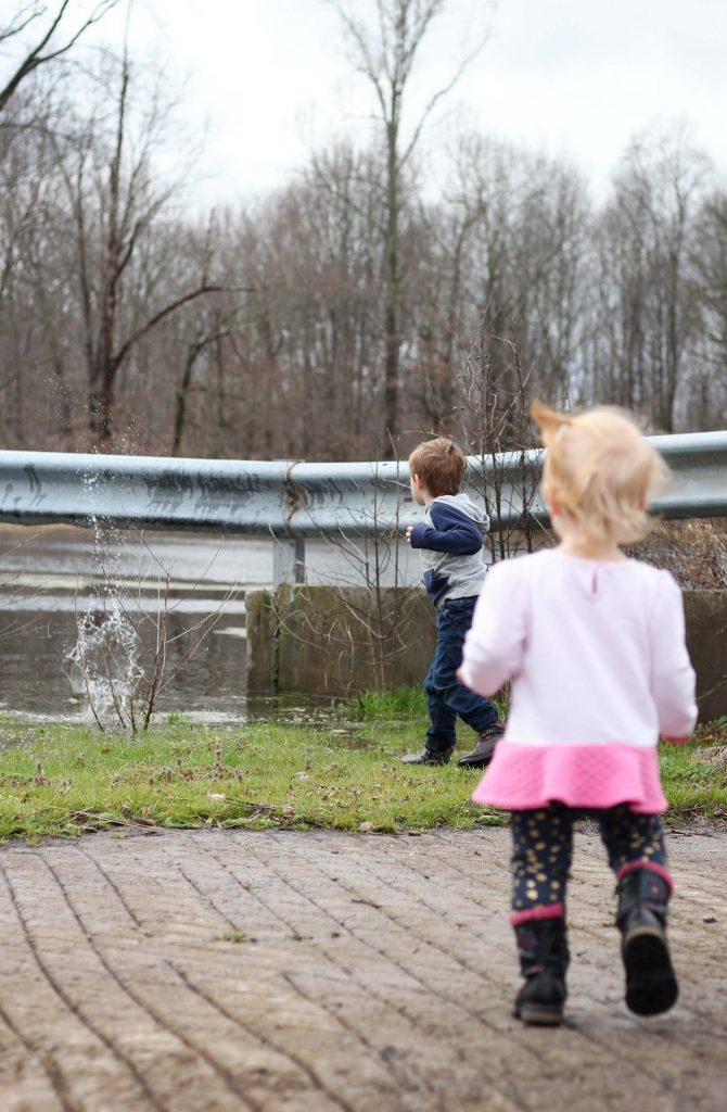 Kids Love Nature, Learning with Nature
