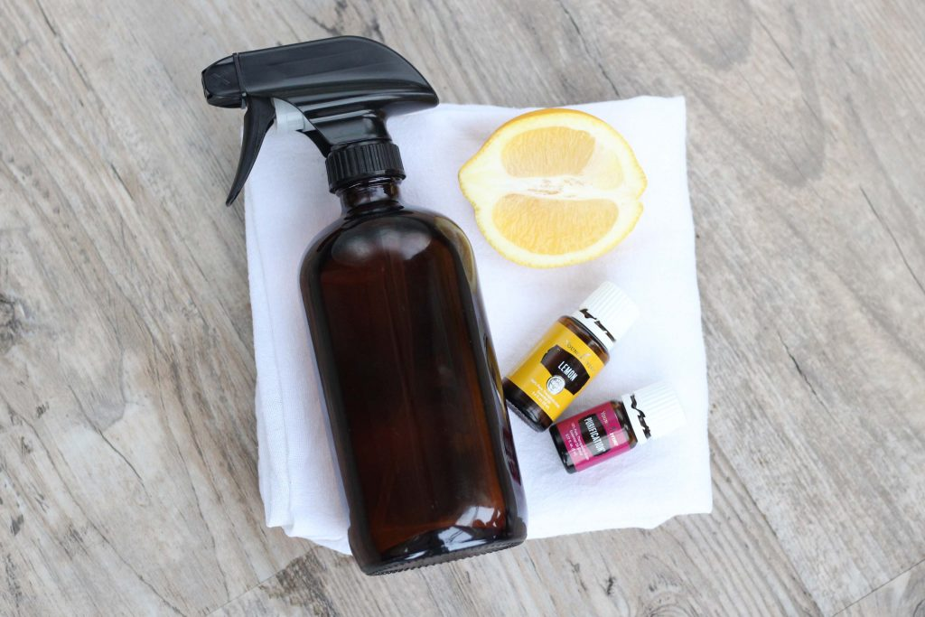 DIY Natural Room Sprays