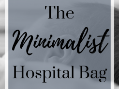minimalist labor and delivery