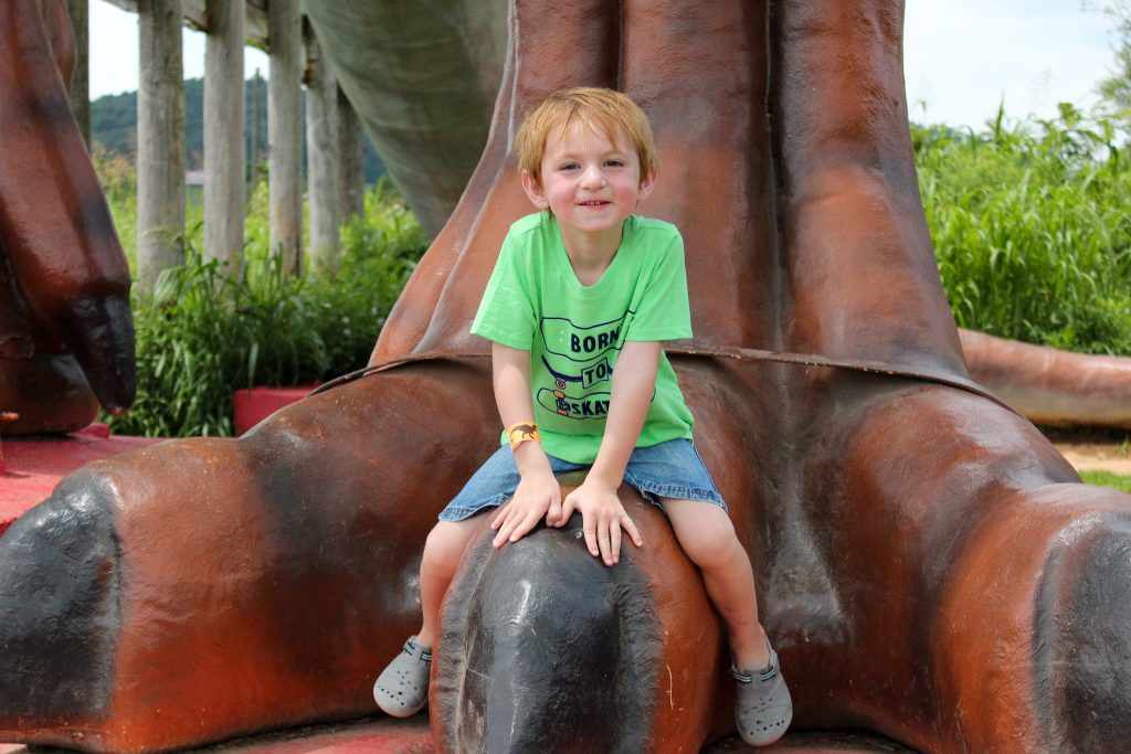 Day In The Life: Dinosaur World