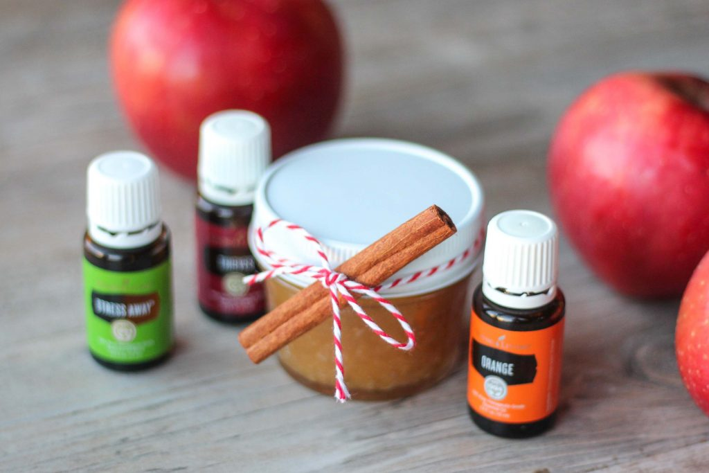 Apple Cider Sugar Scrub | Simple DIY