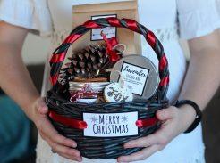handmade gift basket ideas