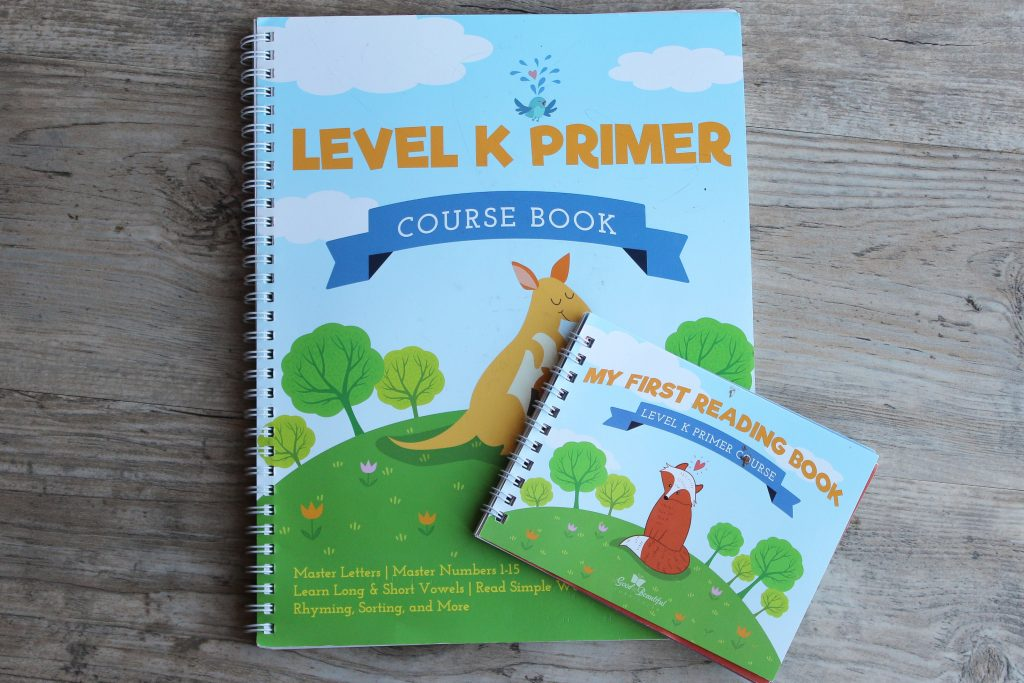 Level K Primer Homeschool Review