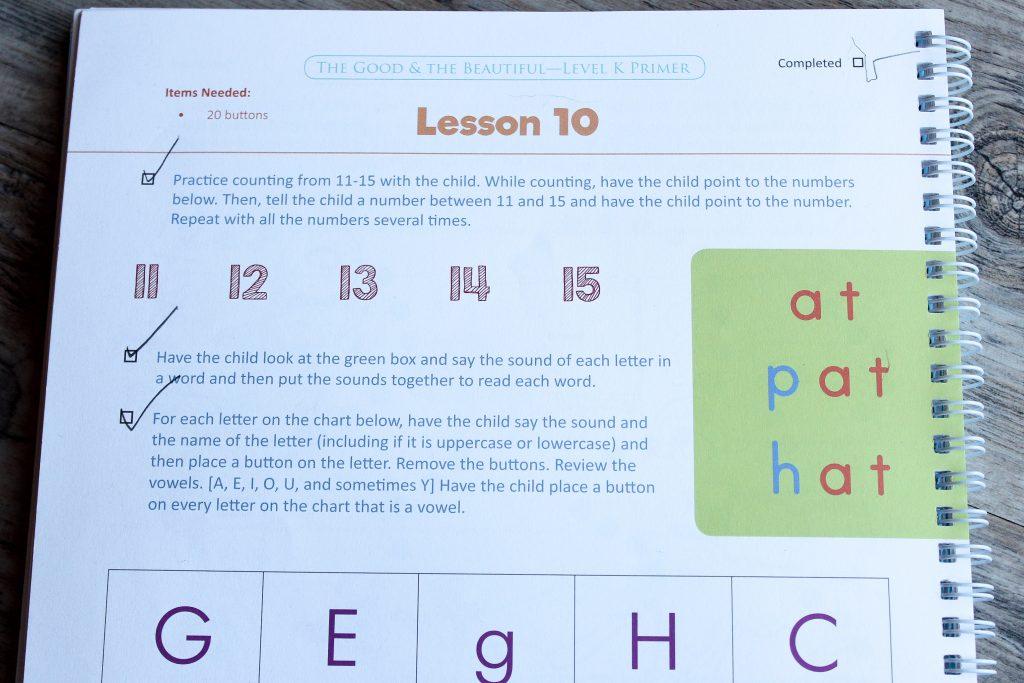 Level K-Primer reading