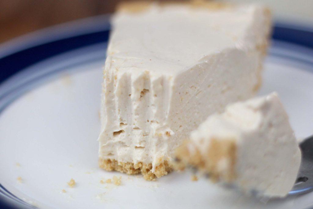 creamy pie
